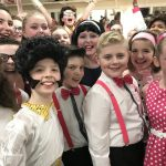 Hairspray Junior Lowry Theatre Group performers