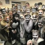 Senior Lowry Theatre Group performing CATS