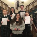 Shelley Lowry School of Speech and Drama winners